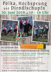 """""""Polka, Hochsprung und Dirndlschupfn"""" @ Freilichtmuseum Stübing"""