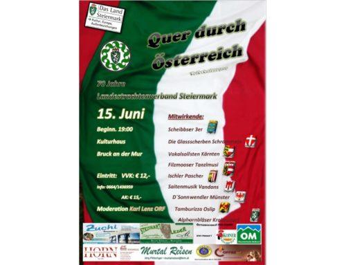 70 Jahre Landestrachtenverband Steiermark