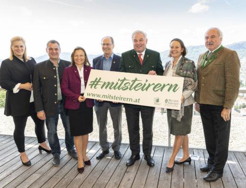 MITSTEIRERN – die neue Online-Initiative der steirischen Volkskultur